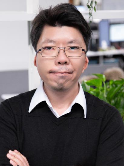 Marco (Man Ho) Wong