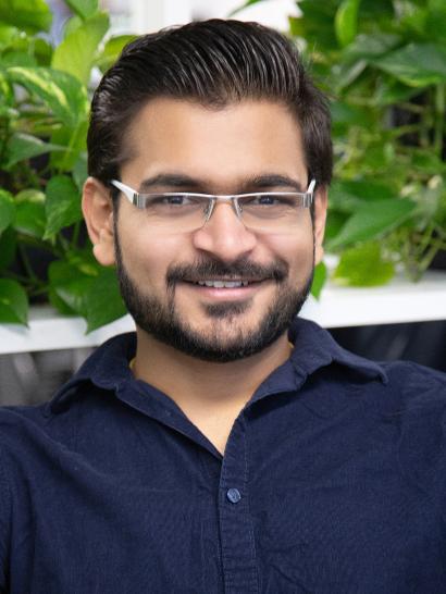Tirth (Tirthkumar) Patel